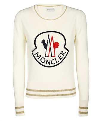 Moncler 90556.50 A9234 CREWNECK Strick