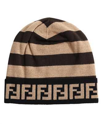 Fendi FXQ056 AH84 FF PEQUIN Cappello