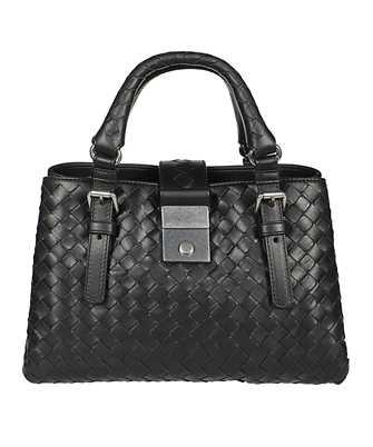 Bottega Veneta 576337 VQ13C WOVEN TOTE CROSSBODY Bag