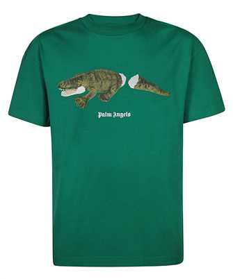 Palm Angels PMAA001R21JER002 CROCO T-shirt