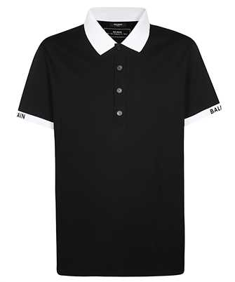 Balmain TH01008I268 BALMAIN RIB Polo