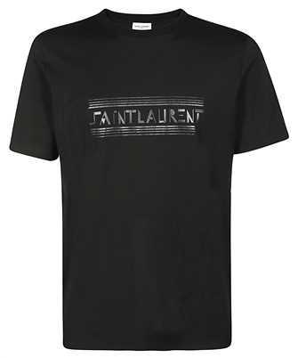 Saint Laurent 631836 YBVP2 BAUHAUS T-shirt