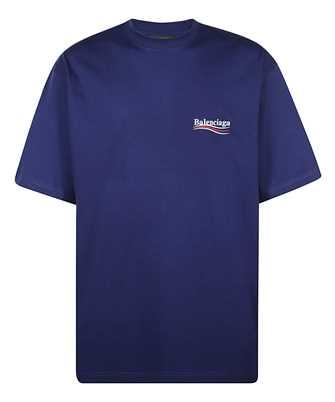 Balenciaga 641675 TIV52 POLITICAL CAMPAIGN LARGE FIT T-Shirt