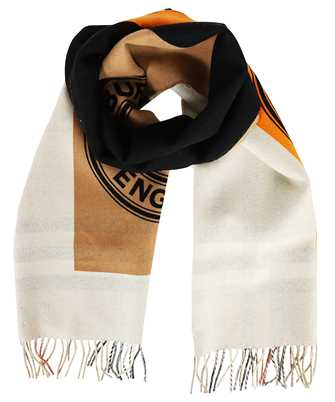 Burberry 8046347 REVERSIBLE MONTAGE PRINT CASHMERE Scarf