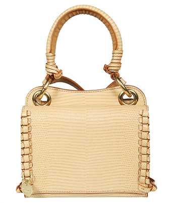 See By Chloè CHS20ASA68778 SNAKESKIN EFFECT SHOULDER Bag