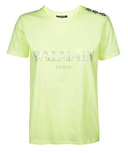 Balmain PF01000 I015 T-shirt