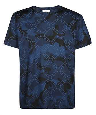 Valentino SV3MG01U5G5 CAMOUFLAGE T-shirt