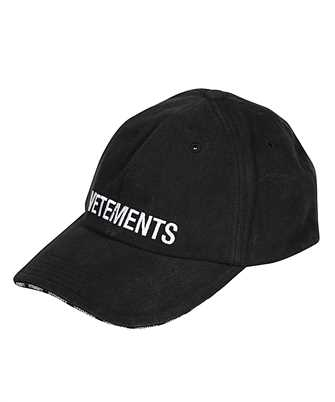 Vetements UAH20AC610 LOGO Cap