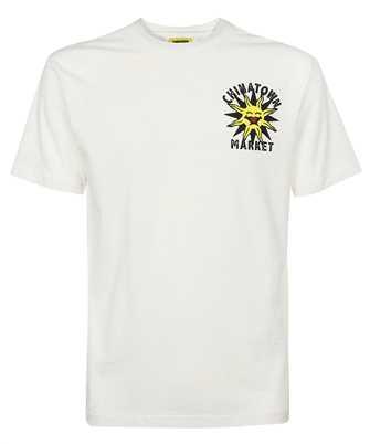 Chinatown Market 1990557 SUNSHINE OVER THE PYRAMIDS T-shirt