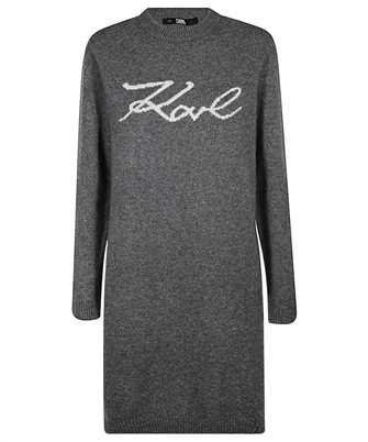Karl Lagerfeld 206W2010 LONG SIGNATURE Knit