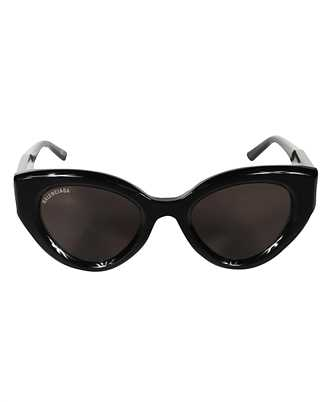 Balenciaga 609365 T0001 MACRO CAT Sunglasses