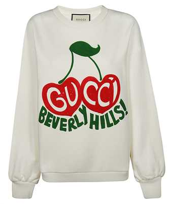 Gucci 631695 XJCRT BEVERLY HILLS Felpa