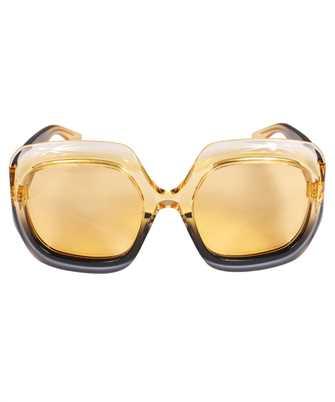 Gucci 663783 J0740 SQUARED-FRAME Occhiali da sole