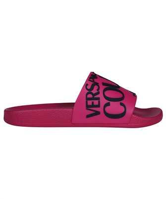 Versace Jeans Couture E0VWASQ1 71352 LOGO RUBBER Slides
