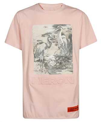 Heron Preston HMAA011S20914022 BIRDS T-shirt
