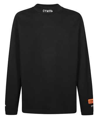 Heron Preston HMAB017F20JER001 TURTLENECK CTNMB T-shirt