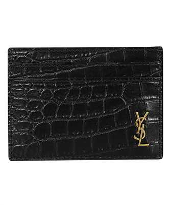 Saint Laurent 607603 DZE0W Card holder