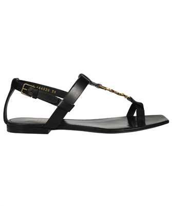 Saint Laurent 664520 DWETT CASSANDRA FLAT Sandals