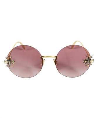 Alexander McQueen 560671 I3330 SPIDER JEWELLED ROUND Sunglasses