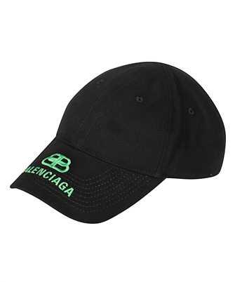 Balenciaga 577548 410B2 BB Cappello
