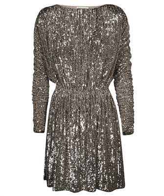 Saint Laurent 611963 YBOK2 DÉGRADÉ SEQUINS Dress