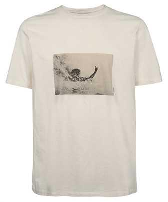 Saint Laurent 650535 Y36AF SURFER T-shirt