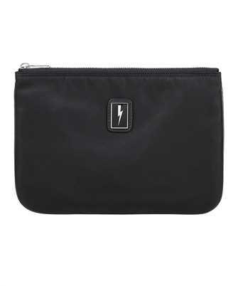 Neil Barrett BB0291B R9101 ENAMEL BADGE Bag