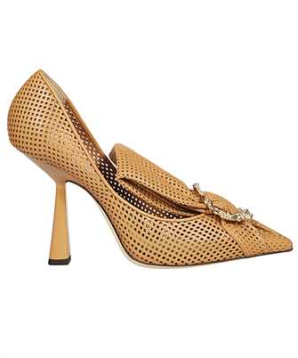 Jimmy Choo LYZ 100 PFN Shoes