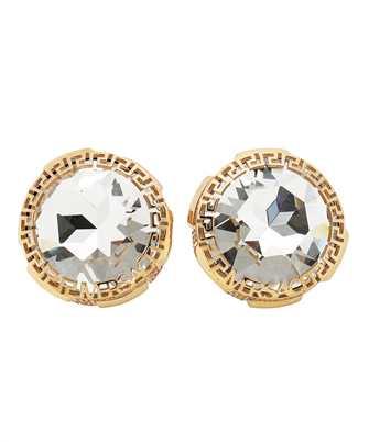 Versace 1001098 1A00621 CRYSTAL STUD Earrings