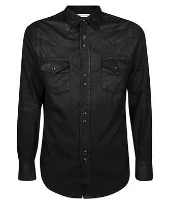Saint Laurent 597061 Y881U WESTERN Shirt