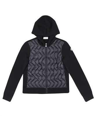 Moncler 9B502.10 A9428## Girl's cardigan
