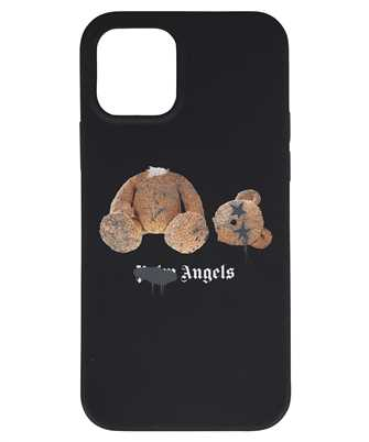Palm Angels PMPA030F21PLA004 SPRAY PA BEAR iPhone 12/12 PRO cover