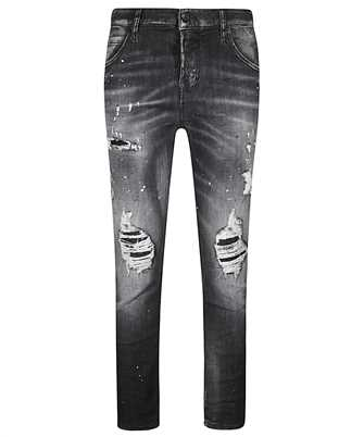 Dsquared2 S75LB0419 S30503 COOL GIRL CROPPED Jeans