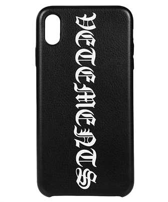 Vetements SA009 VERTICAL LOGO iPhone XS MAX cover