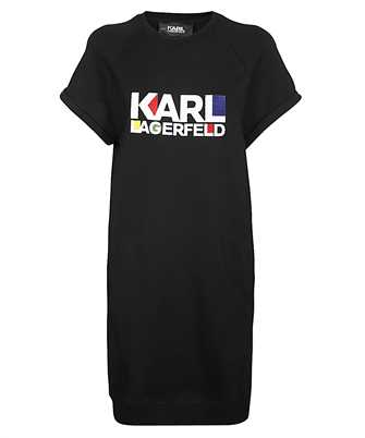 Karl Lagerfeld 201W1817 BAUHAUS LOGO Dress