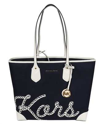 Michael Kors 30S1GV0T3C EVA LARGE PRINTED CANVAS TOTE Tasche