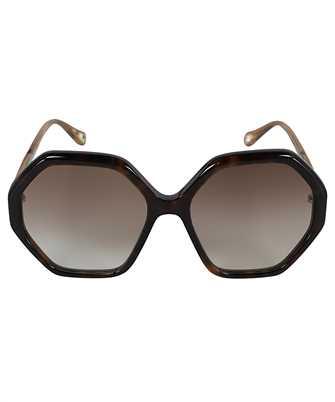 Chloé CH0008S 004 OVAL FRAME Sonnenbrille