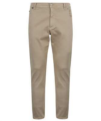 Neil Barrett PBDE324 Q815T EXTRA LOW RISE Jeans