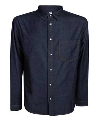 BERLUTI R18HCL80 001 INDIGO DENIM Shirt