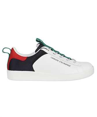 Armani Exchange XUX096 XV291 LEATHER Sneakers