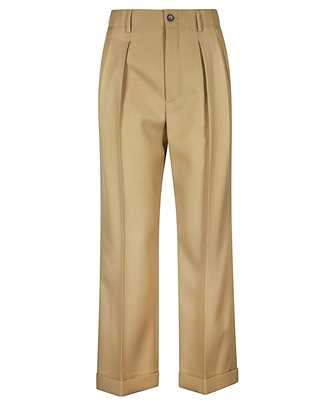 Saint Laurent 627259 Y404W HIGH-RISE PLEATED Trousers
