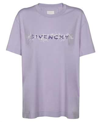 Givenchy BW707Z3Z77 BARBED WIRE VINTAGE T-shirt