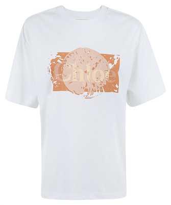 Chloé CHC20AJH83288 GRAPHIC T-shirt