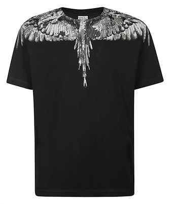 Marcelo Burlon CMAA018E20JER002 CAMOU WINGS T-shirt