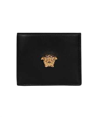 Versace DPU6737 DVT8ME LA MEDUSA LEATHER BIFOLD Wallet