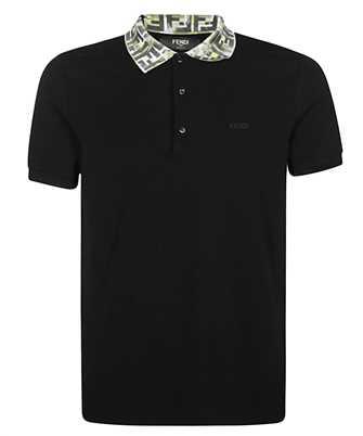Fendi FAF572 ABTU CAMOUFLAGE T-shirt