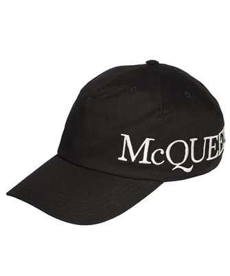 Alexander McQueen 632896 4105Q OVERSIZE Cap