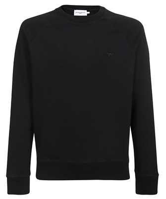Maison Kitsune HM00319KM0001 TONAL FOX PATCH CLEAN Sweatshirt