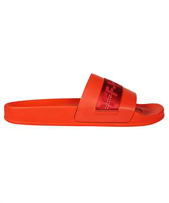 Off-White OMIA088E20FAB004 INDUSTRIAL Pantolette