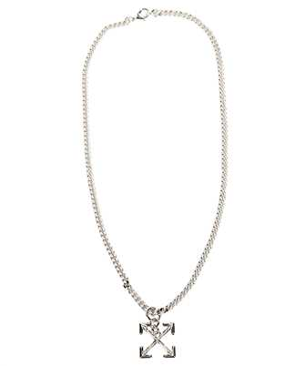 Off-White OMOB019E19253002 ARROWS Necklace